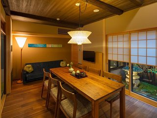 7 min from KYOTO Station; Nostalgic Traditional House & Free WiFi, Apple TV