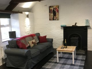 Troedyrhiw Cottage  - Rural character holiday cottage, Newcastle Emlyn