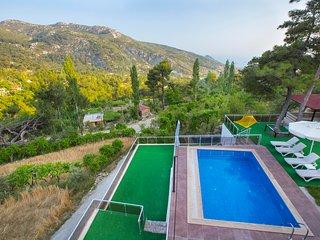 Seculed Villa Nazlı, Kalkan