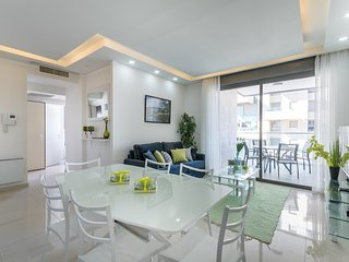 Full Option Apartment - 7 people - Parking, Lift, Terrace
