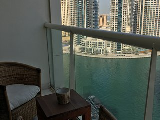 Studio in Marina with incredible views, Dubai