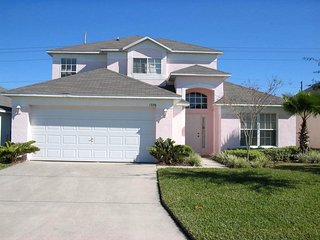 $95 p/n discount rate May Beautiful 4 bed private villa. Gated. Close to Disney.