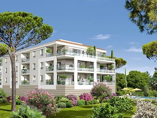 Cote D'Azur luxury penthouse apartment, Juan-les-Pins