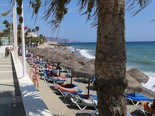 Andaluz Apartments - TOR08 - Nerja centre - air con - parking - beach 300 mtr
