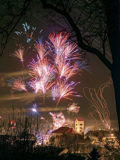 Nouvel an à Osenbach