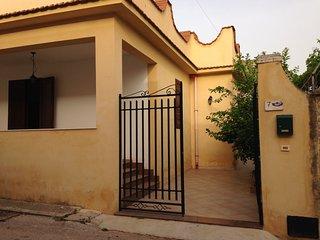 maison simple et tranquille, Marinella di Selinunte