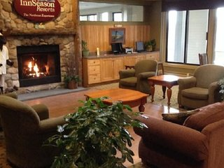 Pollard Brook Vacation Condo for the Holidays in the White Mountains of New Hamp