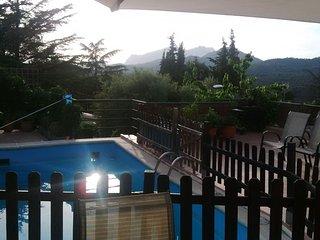 Torre piscina privada, Viladecavalls