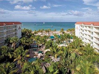 Marriott's Aruba Ocean Club (includes U.S. Thanksgiving Week)