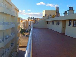 Apartamento centrico frente al Hotel Medano, El Medano