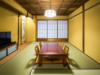 Spacious New Machiya near Kyoto station