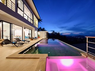 Villa Alina - 2 Bed, Sleeps 4 Mae Nam Sea View