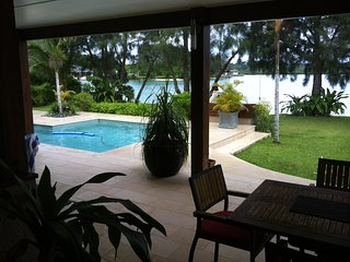 Onyx Luxury Harbour Resort Residence, in the heart of Port Vila (Guests: max 30)