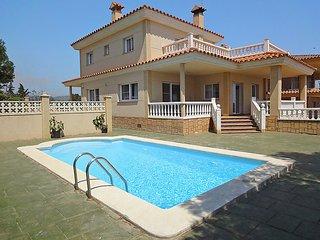6 bedroom Villa in L'Ampolla, Costa Daurada, Spain : ref 2010788