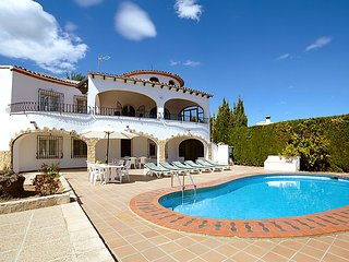 6 bedroom Villa in Calpe Calp, Costa Blanca, Spain : ref 2023508