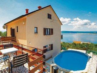 6 bedroom Villa in Crikvenica, Kvarner, Croatia : ref 2043336, Dramalj