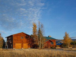Winter Lodge Retreat near Grand Targhee Ski Resort, Driggs