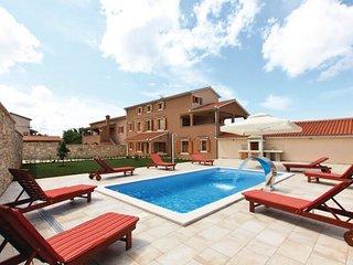4 bedroom Villa in Vodnjan, Istria, Croatia : ref 2095185