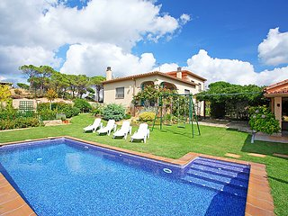 3 bedroom Villa in Vidreres, Catalonia, Spain : ref 5058604