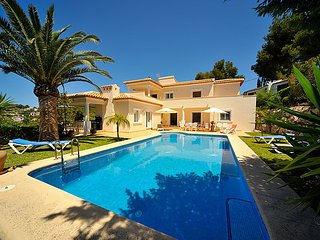 3 bedroom Villa in Javea, Costa Blanca, Spain : ref 2099583, Teulada