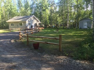 Private, Comfortable, Alaskan Home, Fairbanks