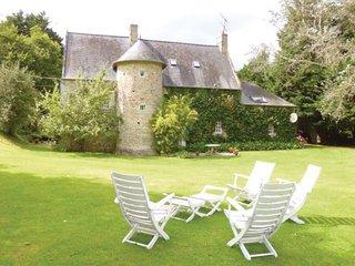 4 bedroom Villa in Les Oubeaux, Calvados, France : ref 2220067