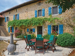 6 bedroom Villa in Suaux, Charente, France : ref 2220749