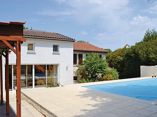 4 bedroom Villa in Aigre, Charente, France : ref 2221056