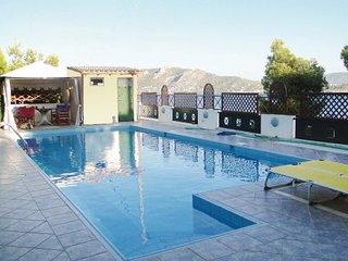 4 bedroom Villa in Salamina Saronic Island, Salamina, Greece : ref 2222067