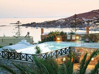4 bedroom Villa in Syros Island Cyclades, Syros, Greece : ref 2222090