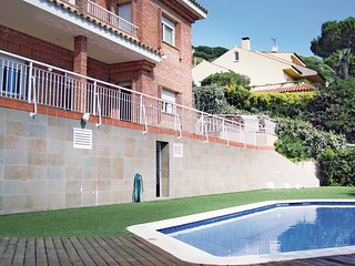 4 bedroom Villa in Cabrils, Costa De Barcelona, Spain : ref 2222765