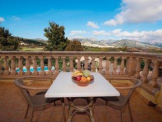 3 bedroom Villa in Selva, Mallorca, Mallorca : ref 2242281