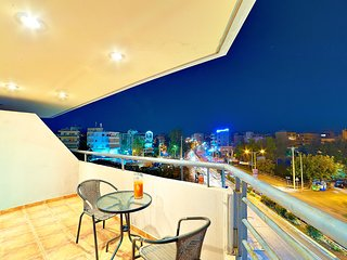 Apartment with a view in Athens, Paleo Faliro