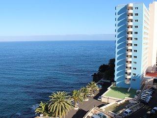 Amazing Ocean View Apartment, Puerto de la Cruz