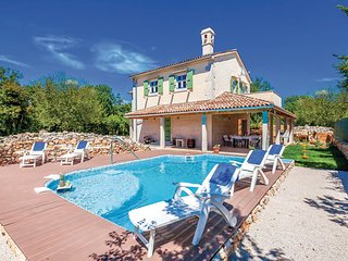3 bedroom Villa in Krk-Rasopasno, Island Of Krk, Croatia : ref 2279050