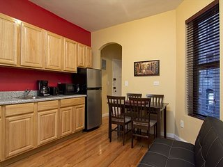 Greenwich Village sizzling soho 2 bed 1 bath - SUNNY - EQUAL SIZED BEDROOMS