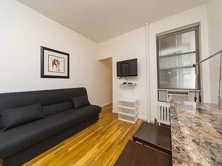 Upper West Side - Museum - Central Park XL 1 Bed 1 Bath with 2 Sofas
