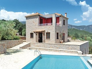 2 bedroom Villa in Poulithra Arkadia Peloponese, Peloponese, Greece : ref 2279834