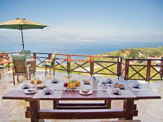 4 bedroom Villa in Akrata Peloponnese, Peloponese, Greece : ref 2279841
