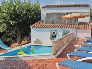 3 bedroom Villa in Calella de Mar, Costa De Barcelona, Spain : ref 2280896