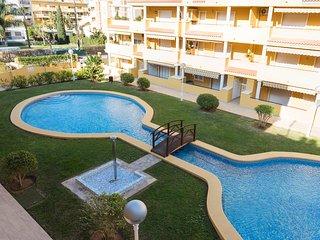 Acogedor apartamento en la playa de Las Marinas