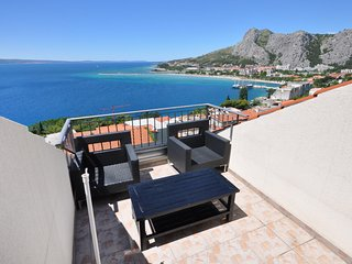 Sea View Apartment Omis