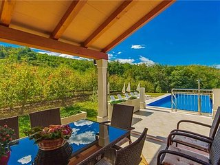4 bedroom Villa in Kaldir, Istria, Croatia : ref 2374633, Karojba