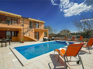 6 bedroom Villa in Jursici, Istria, Brscici, Croatia : ref 2375076