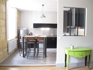 Appart QUINCONCES T3 en Duplex 80 m2