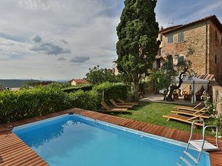 3 bedroom Villa in Pergine, Valdarno, Tuscany, Italy : ref 2387208