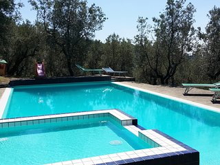 Olive Tree Suites, San Baronto