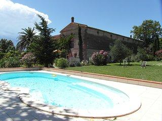 Gite de charme dans Mas catalan du 18 eme pres de Collioure