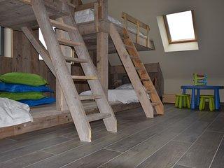Flockhof vakantiewoning 8 personen Brugse Ommeland, Jabbeke