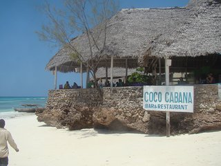 NUNGWI COCO CABANA ALL INCLUSIVE & BUNGALOW 1 P AC, Nungwi